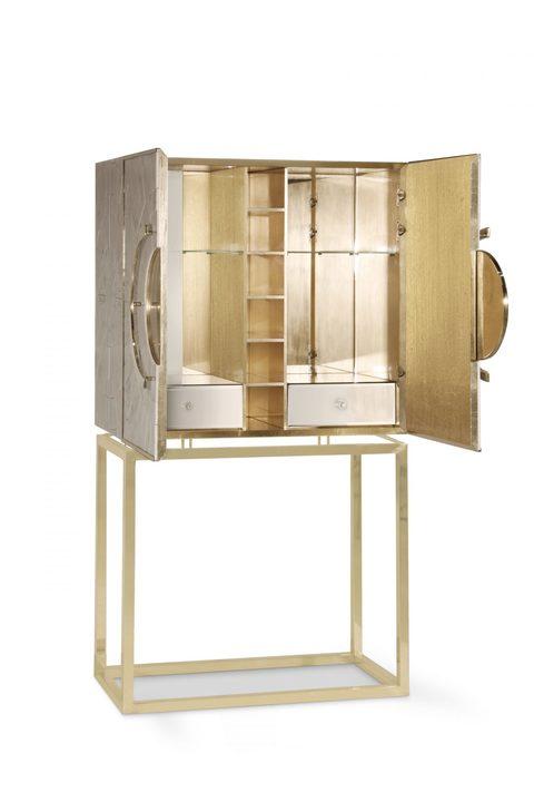 Memoir's Secret Cabinet
