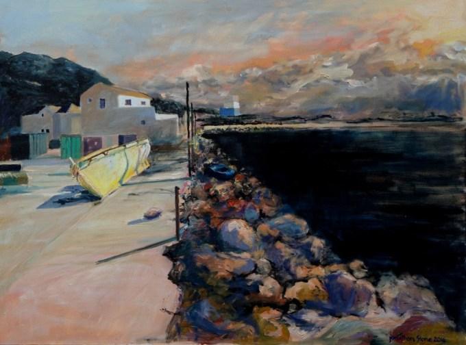 2016 Yellow Boat Hout Bay