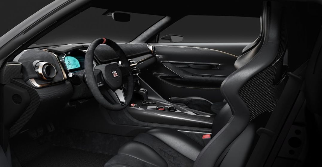 2018 06 25 Nissan GT-R50 by Italdesign INTERIOR IMAGE 1-source