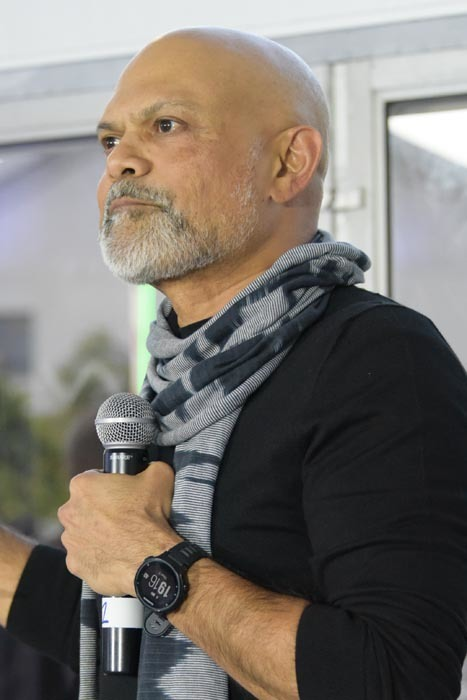 Ravi Naidoo, Founder and Managing Director of Design Indaba