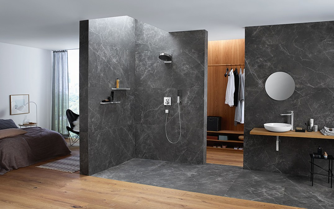 Thanks to its overall composition of innovative technology, stylish design, and superior quality, Rainfinity opens up a new dimension of showering_2