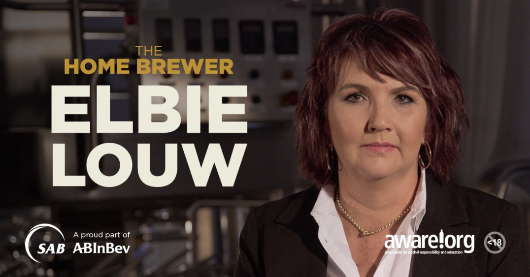 Elbie Louw – IT profession and home brewer