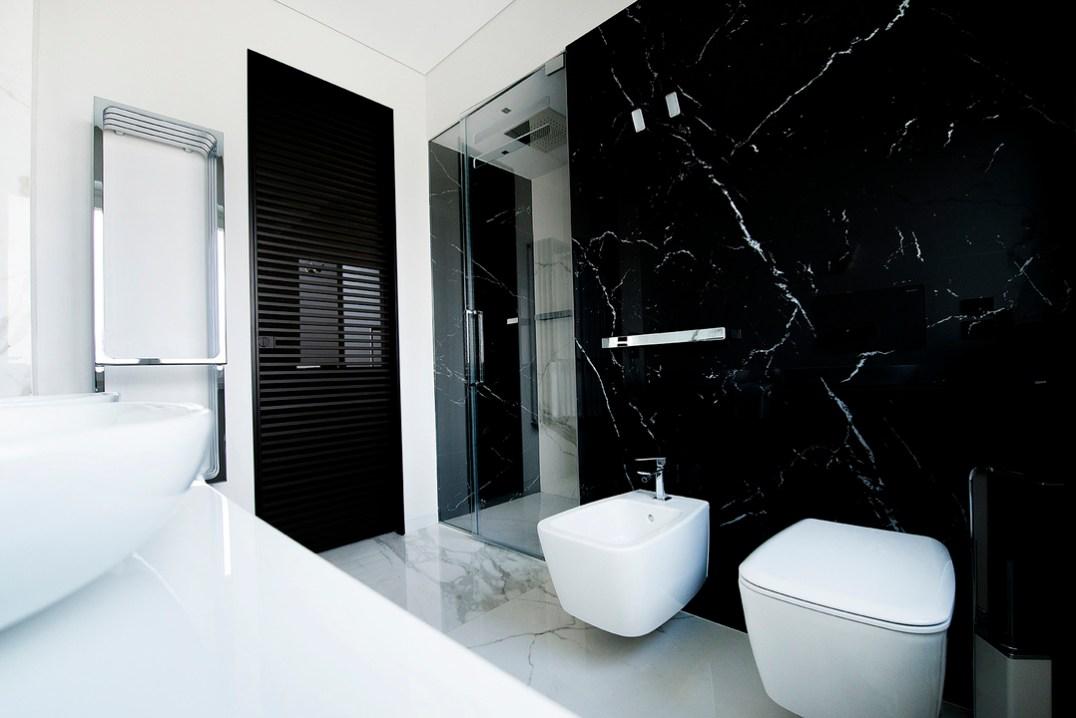Domus NEOLITH BathroomBlack_1