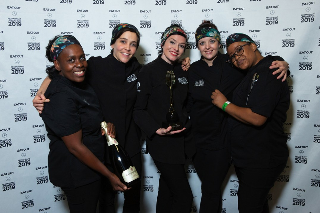 No. 09 Restuarant Mosaic at the Orient_Johanna Mathekga, Anna Stofberg, Chantel Dartnall, Sarina Brits, Surpris Nkabinde