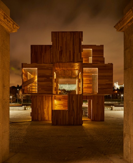MultiPly Madrid_Waugh Thistleton_Arup_SEAM_Tulipwood CLT MULTIPLY6103