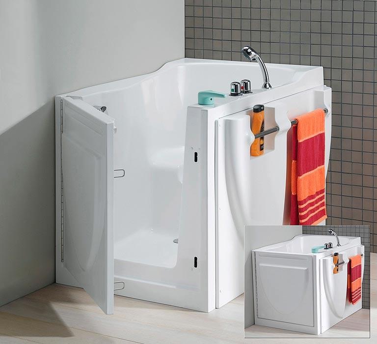Remplacer Une Baignoire Classique Par Une Baignoire Porte