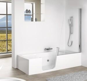 remplacer une baignoire classique par