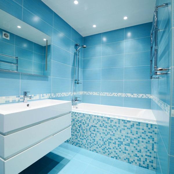 peinture carrelage salle de bains