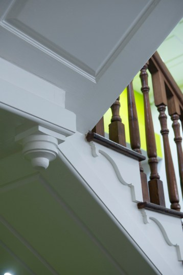 12Stair Detail