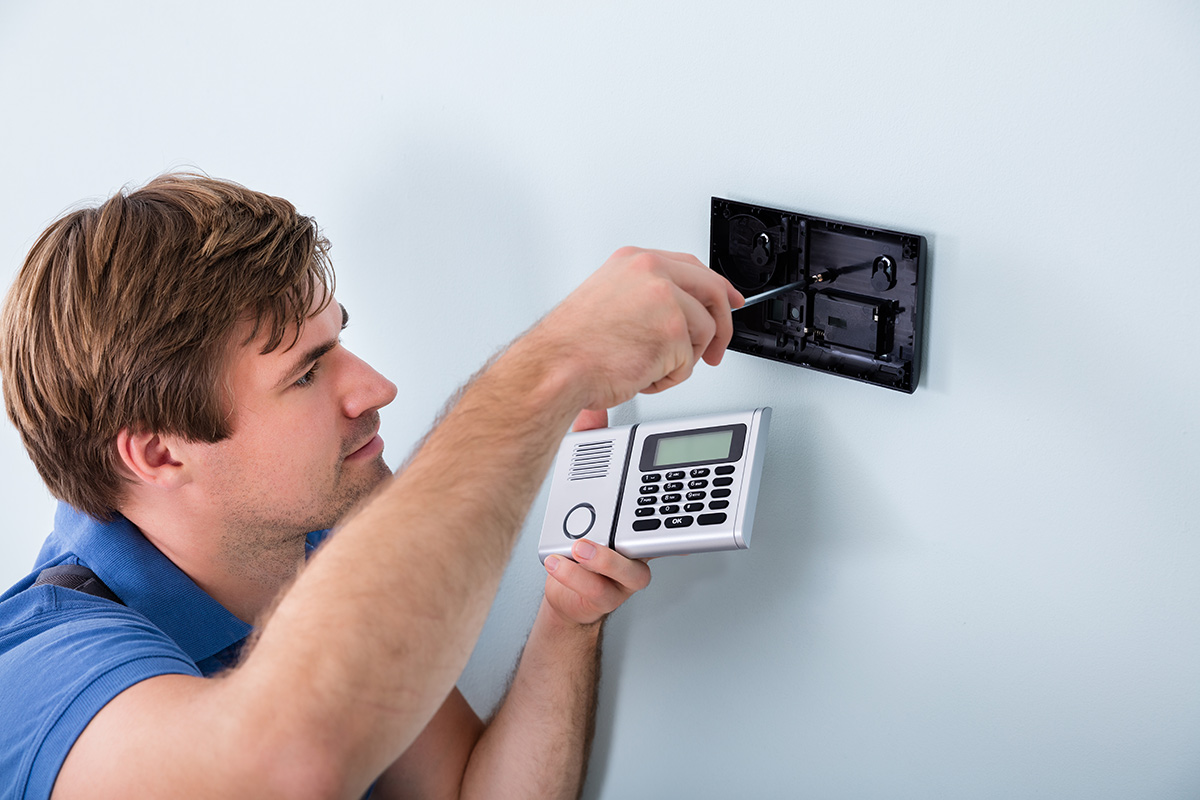 Professional Home Security Systems
