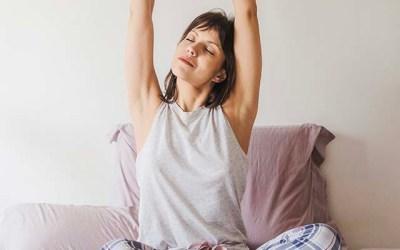 10 consejos para levantarte fresco y energético por las mañanas