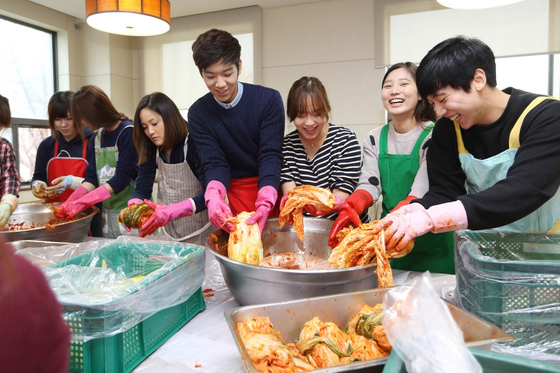 'Kimchi making' is designated as cultural property of Korea
