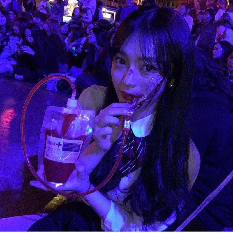 Lotte World Event - Girls' High School Ghost Story