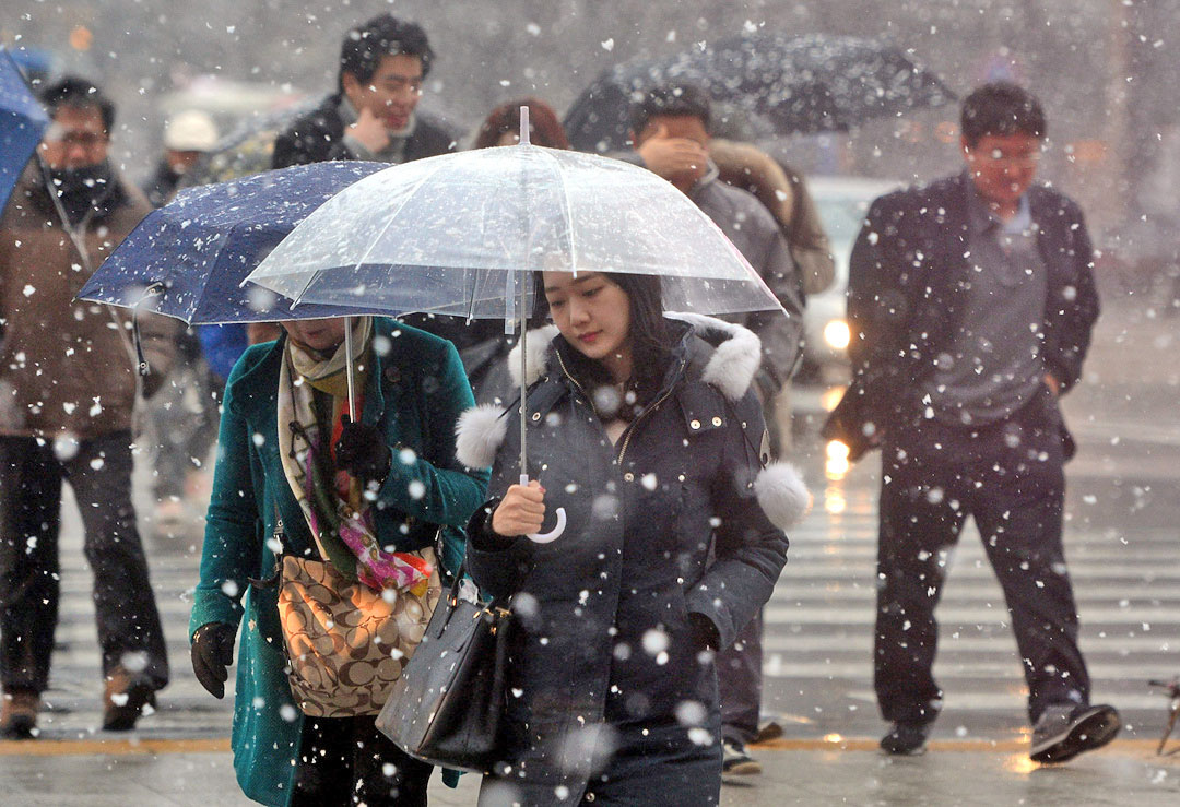 Seoul expects to snow with a cold wave tomorrow