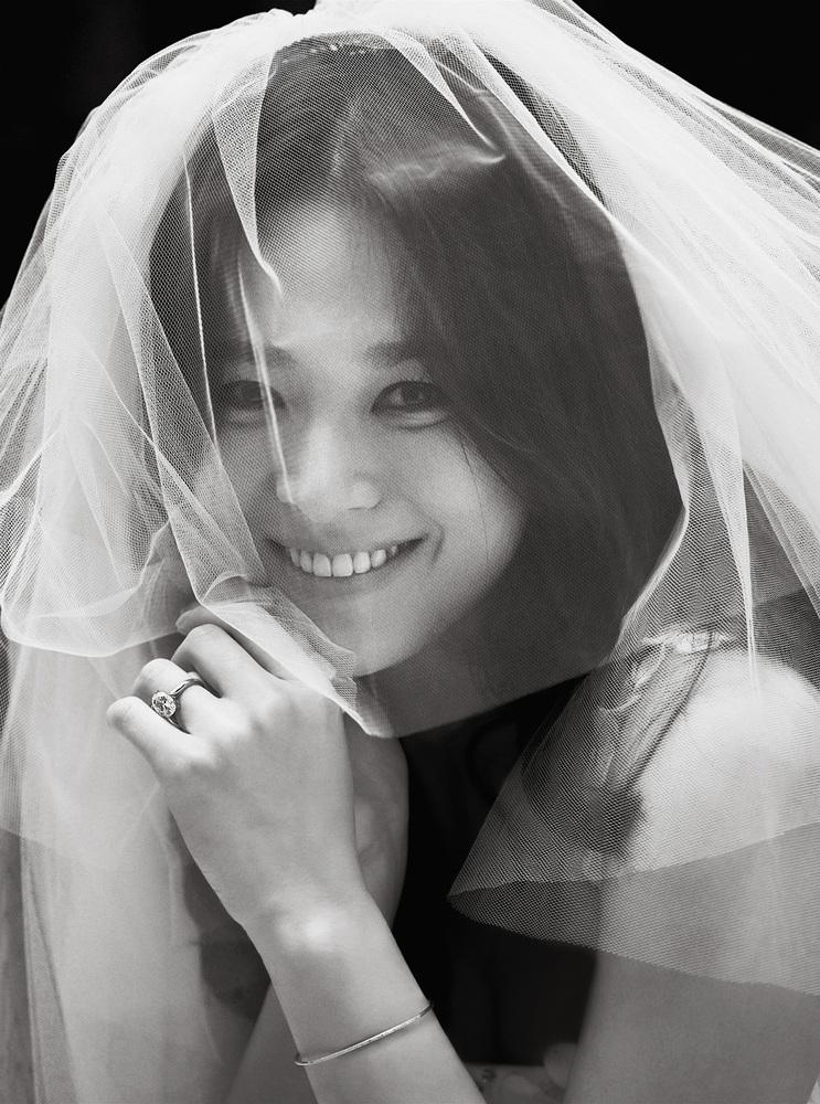Song Song Wedding Photo