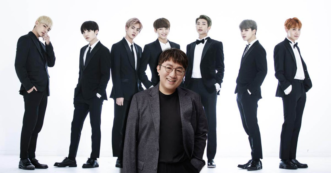 BTS, producer Bang Si-hyuk to join voting for Grammy Awards