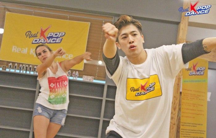 Korea's best Real KPOP Dance academy
