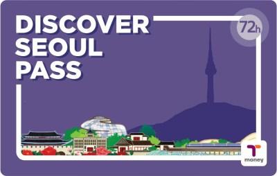 Discover Seoul Pass Card [72HR]