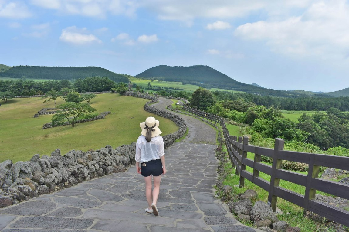 Jeju Olle Trail named one of world's top 10 coastal walks