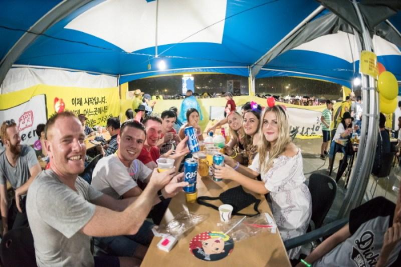 Beer Festivals in Korea 2018