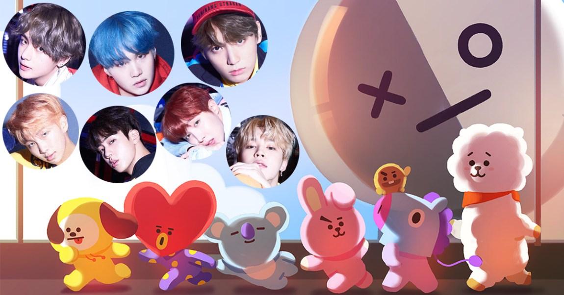 BTS Naver webtoon 'Save Me' - IT companies target overseas market with KPOP stars