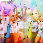 """The Happiest 5k on the Planet, """"Color RunHero Tour Seoul"""""""