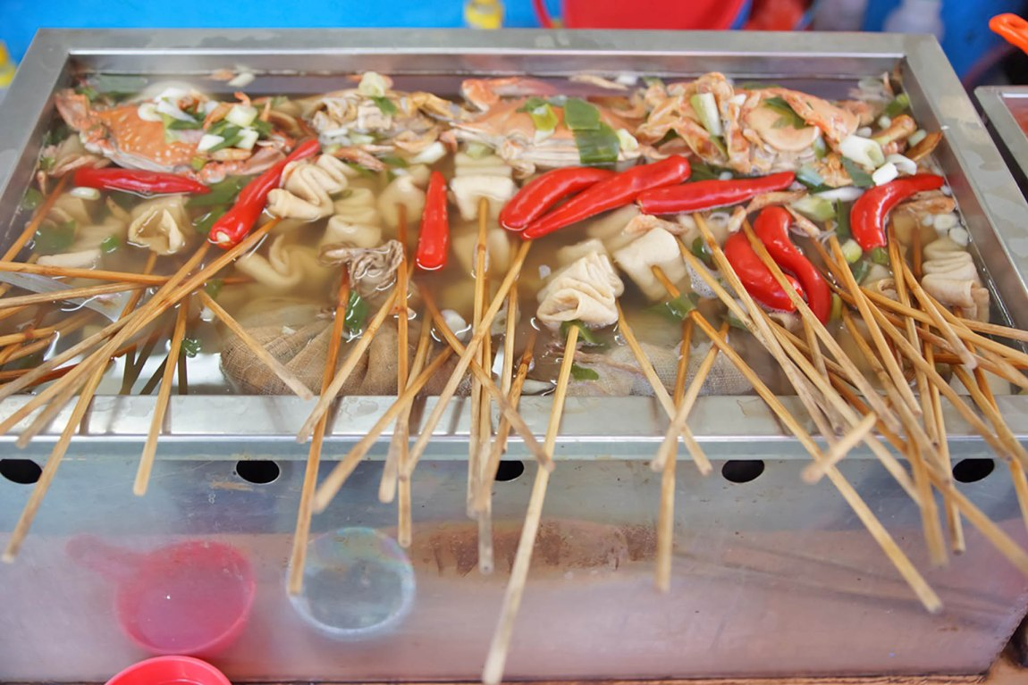 Street Eats to Try in South Korea