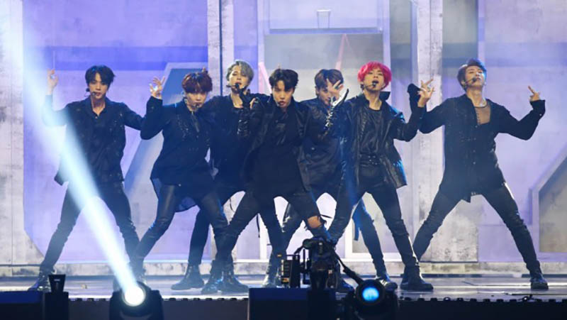 [Performance Video] BTS takes 7 trophies at Melon Music Awards 2018