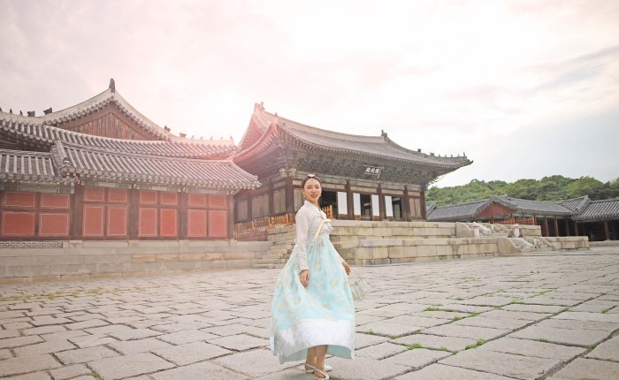 Changgyeonggung-Palace-Golden-Hour-Photoshoot