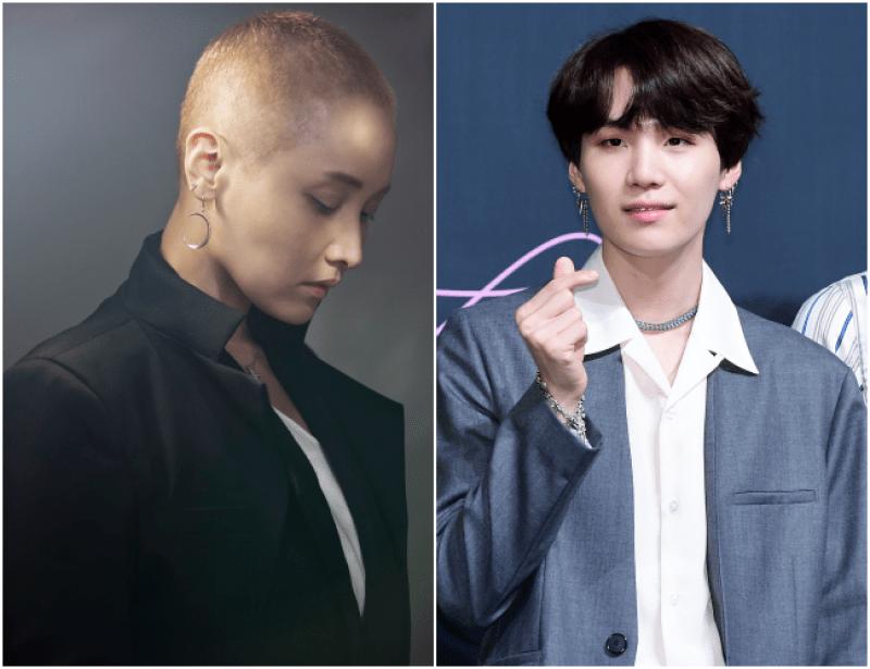[M/V] BTS Suga x Lee So-Ra collaboration