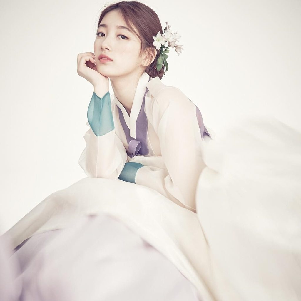 How to do perfect makeup for hanbok