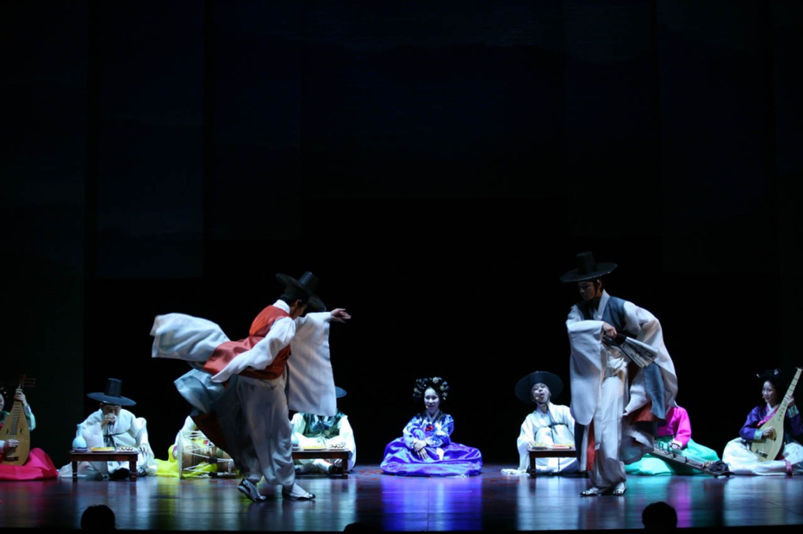 Korean Traditional dance, music set to dazzle over Lunar New Year's holiday in Korea