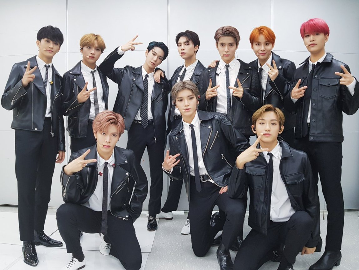 NCT127 teams up with Universal Music Group for US market