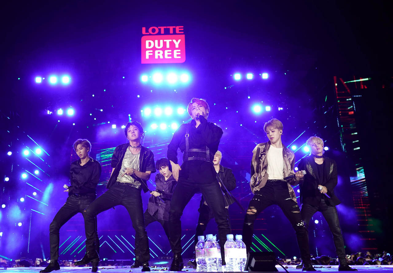 2019 Lotte Duty Free Family Concert