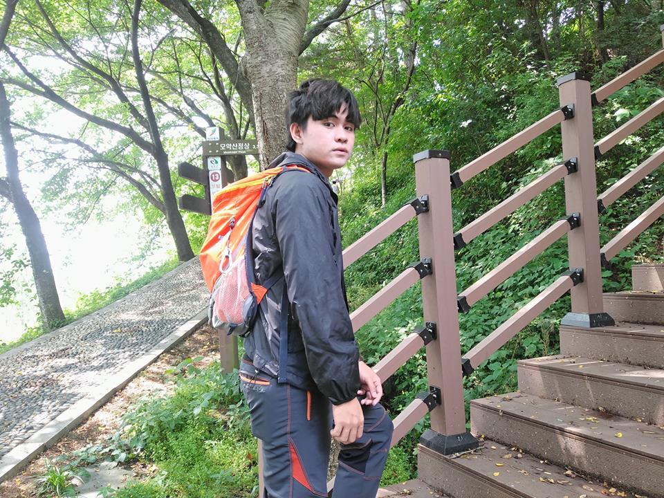 Hiking Alone in the Majestic Mountain of Moak | Jeonju, South Korea