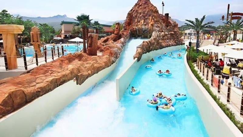 Hanwha Resort Seorak Sorano: Summer Escapade in South Korea