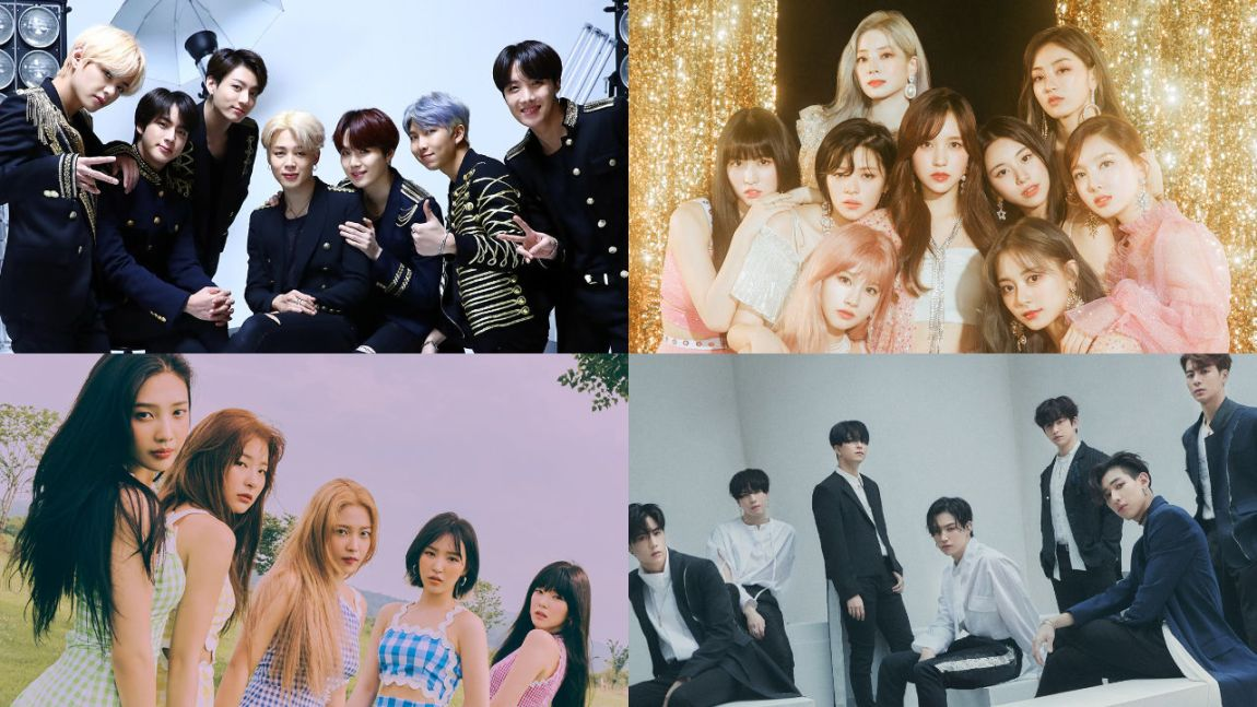 '2019 SBS Gayo Daejun' Unveils Its First Lineup including BTS, TWICE and more