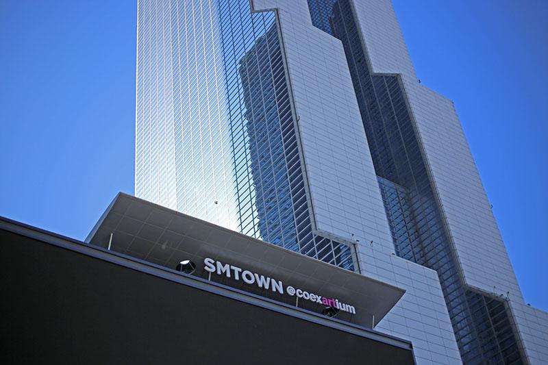 #SM Artium #COEX #Seoul Must-look before exploring COEX, Seoul