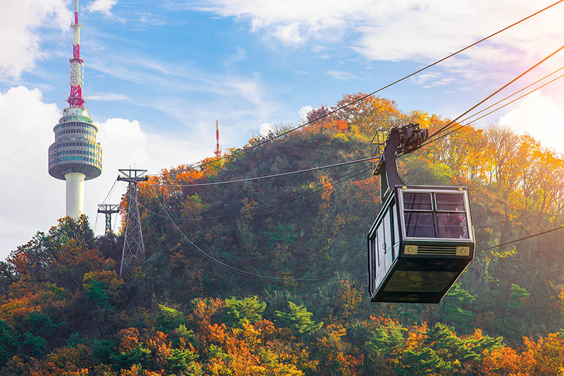 The Best Hidden Place for Autumn Photo-shoot In Seoul!