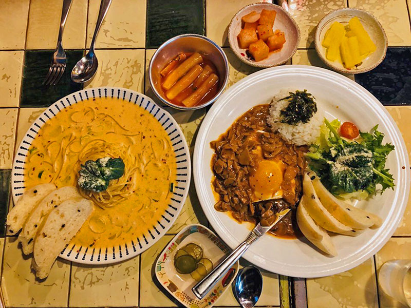 The Most Beloved Italian Restaurants in Seoul by Local College Students!