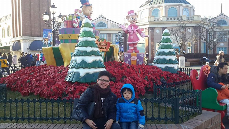 Have A Wonderful Holiday in South Korea's Largest Theme Park, Everland!