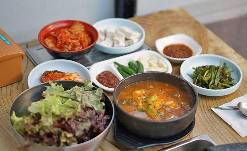 Must-eat In Korea #Foodstagram #Korean Food #What To Eat In Korea
