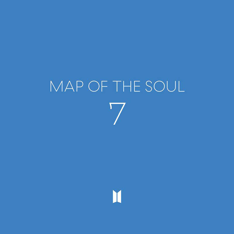 "Pre-orders for BTS' ""MAP OF THE SOUL: 7"" hit all-time high of over 3.4 million copies"