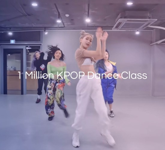 1 Million KPOP Dance Class