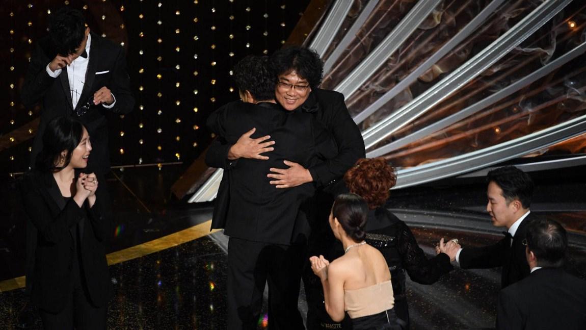Korean movie 'Parasite' makes history at Oscars
