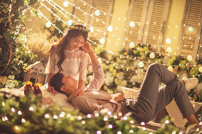 korean prewedding package