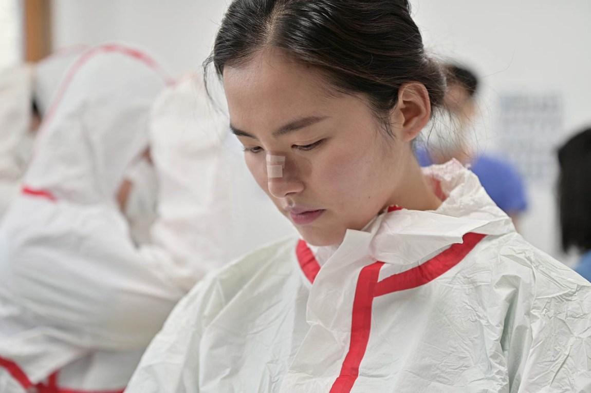 South Korea, Daegu reports 0 new cases