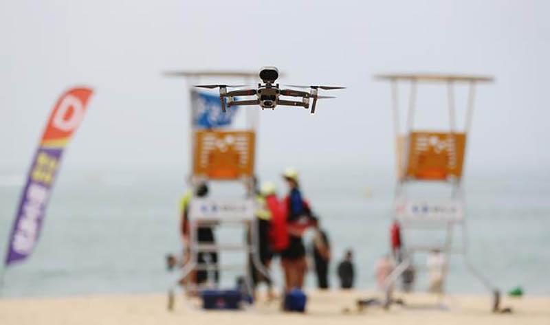 BBC covers Korea's quarantine measures at beaches