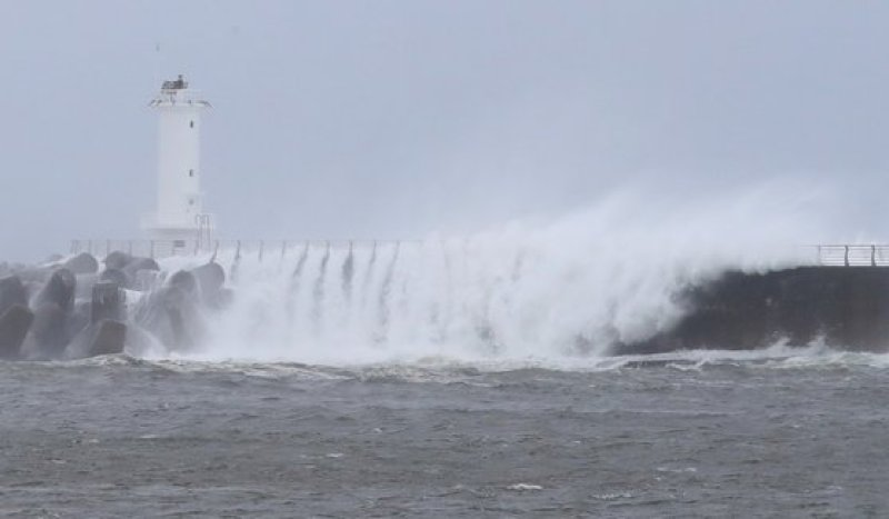 Typhoon advisory issued in Jeju, South Jeolla as Bavi approaches