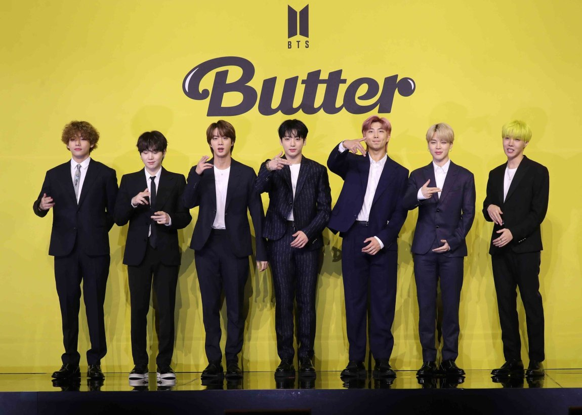 BTS topped Billboard for 4 consecutive weeks